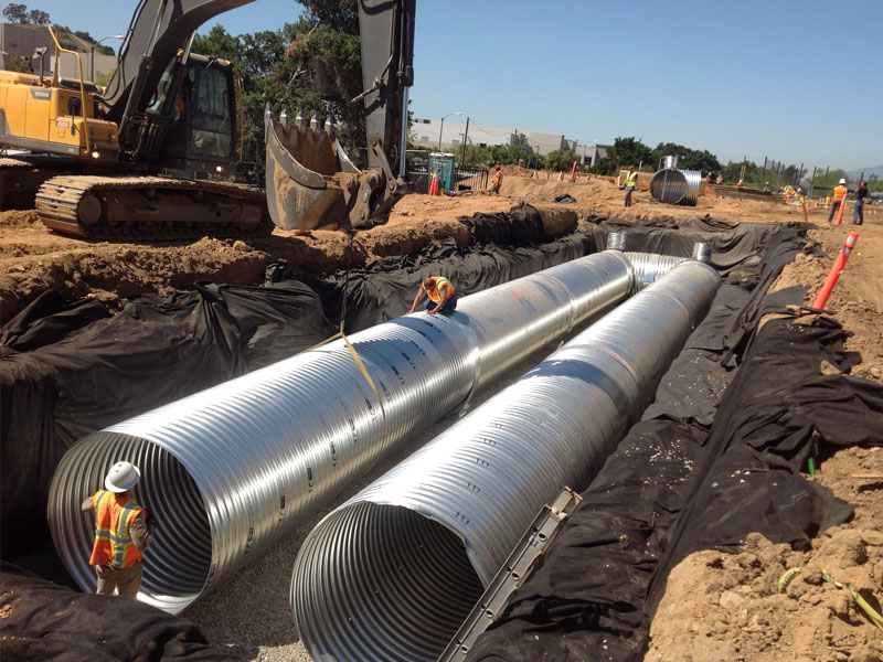 Cmp Infiltration Detention Systems Stormwater Experts